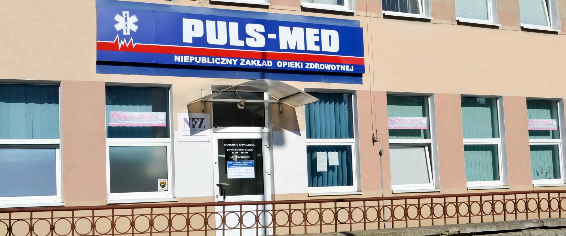 - Przychodnia lekarza rodzinnego Puls-Med - Lublin